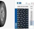 k50 - progil protektiranih guma